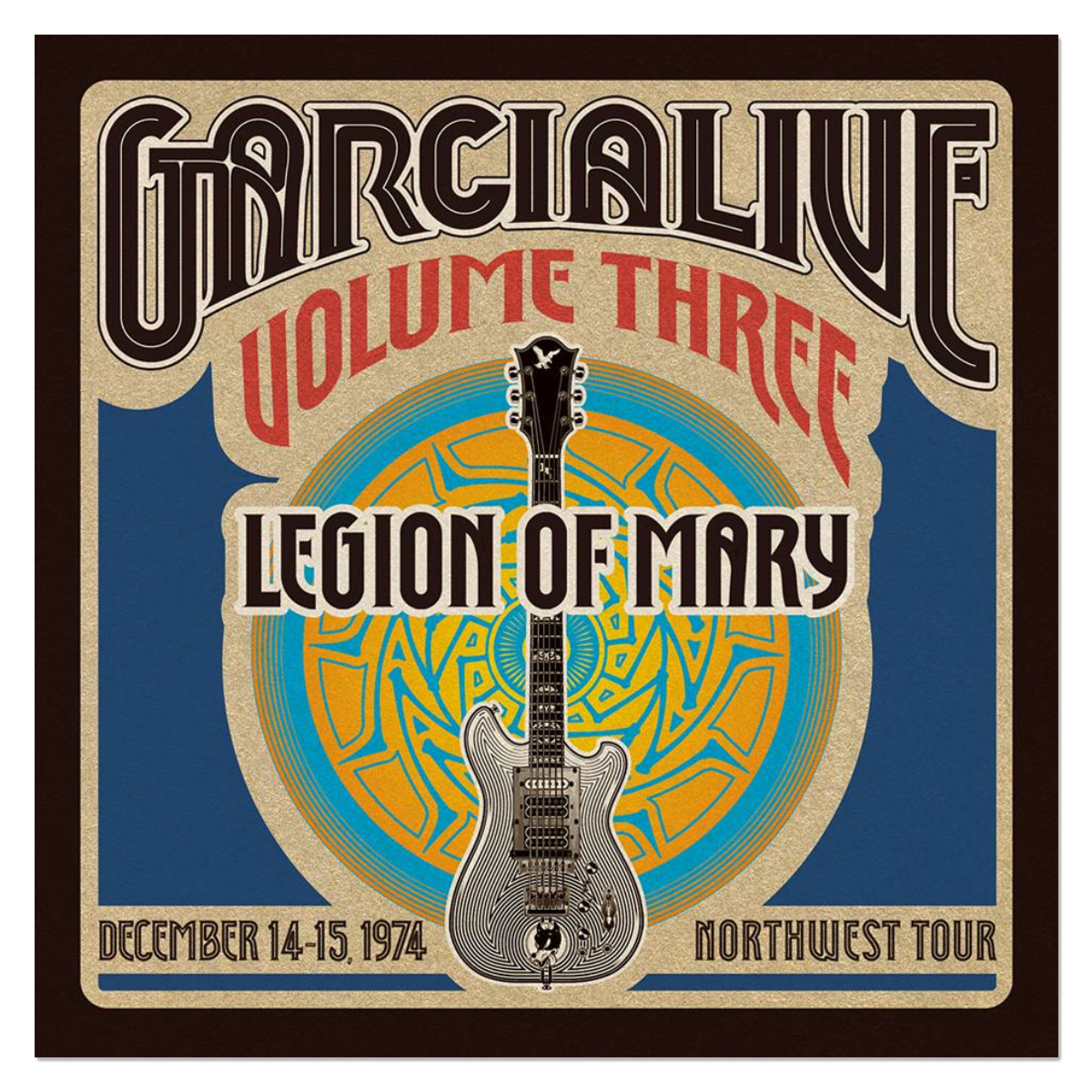 GarciaLive Volume Three: December 14-15, 1974 CD