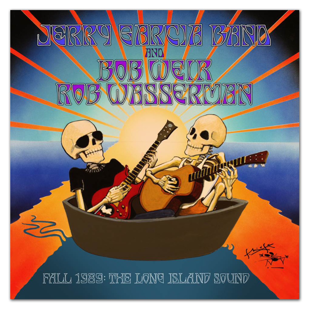 Fall 1989: The Long Island Sound Digital Download