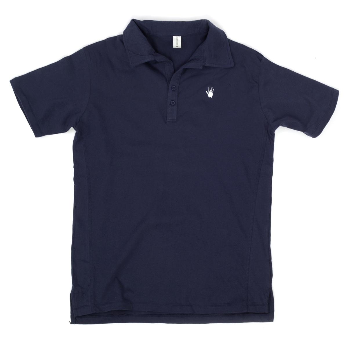 Jerry Garcia Handprint Organic Polo Shirt