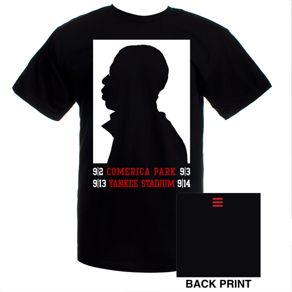 Jay-Z Silhouette T-Shirt
