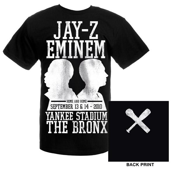 Jay-Z Jay-Z Head2Head Bronx T-Shirt