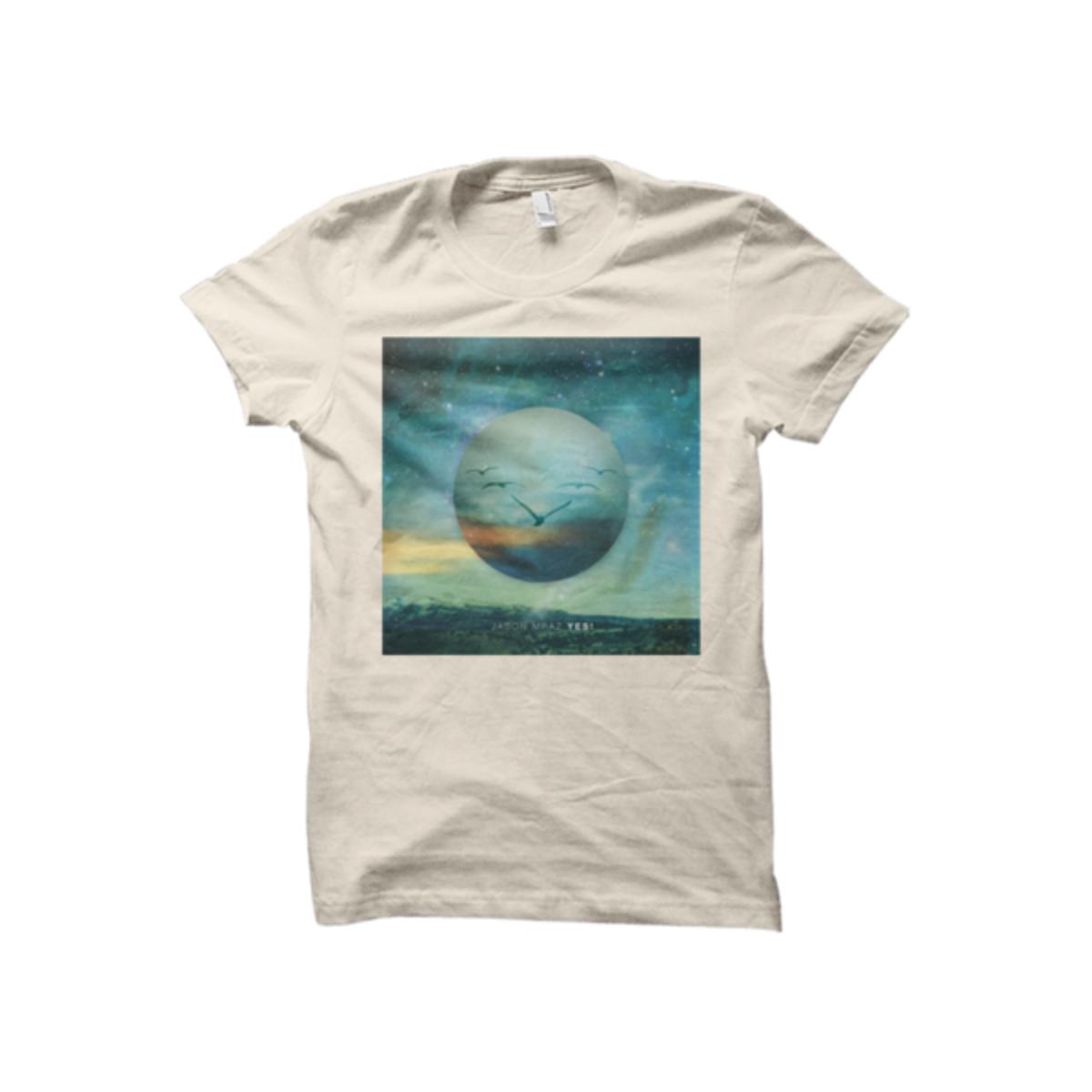 Jason Mraz Yes! Album Cover Women's T-shirt