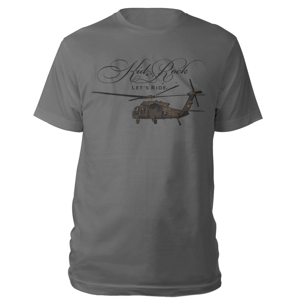 Kid Rock 'Let's Ride' Tee