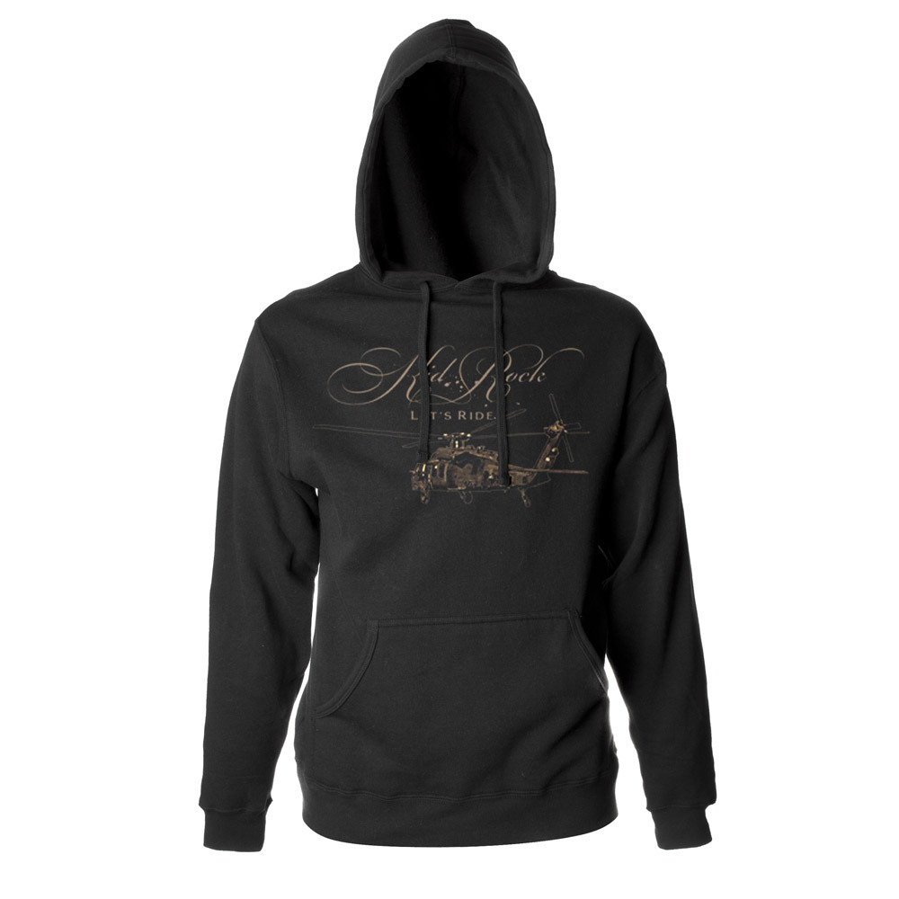 Kid Rock Let's Ride Pullover Hoodie