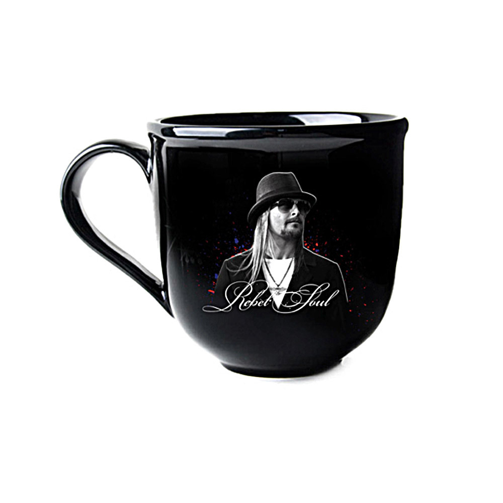 Kid Rock Rebel Soul Soup Mug