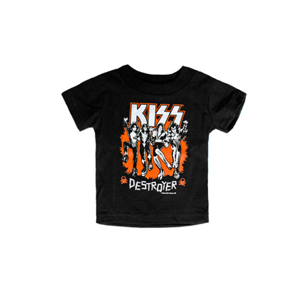 KISS Destroyer Toddler Tee