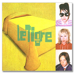 Le Tigre Digital Download