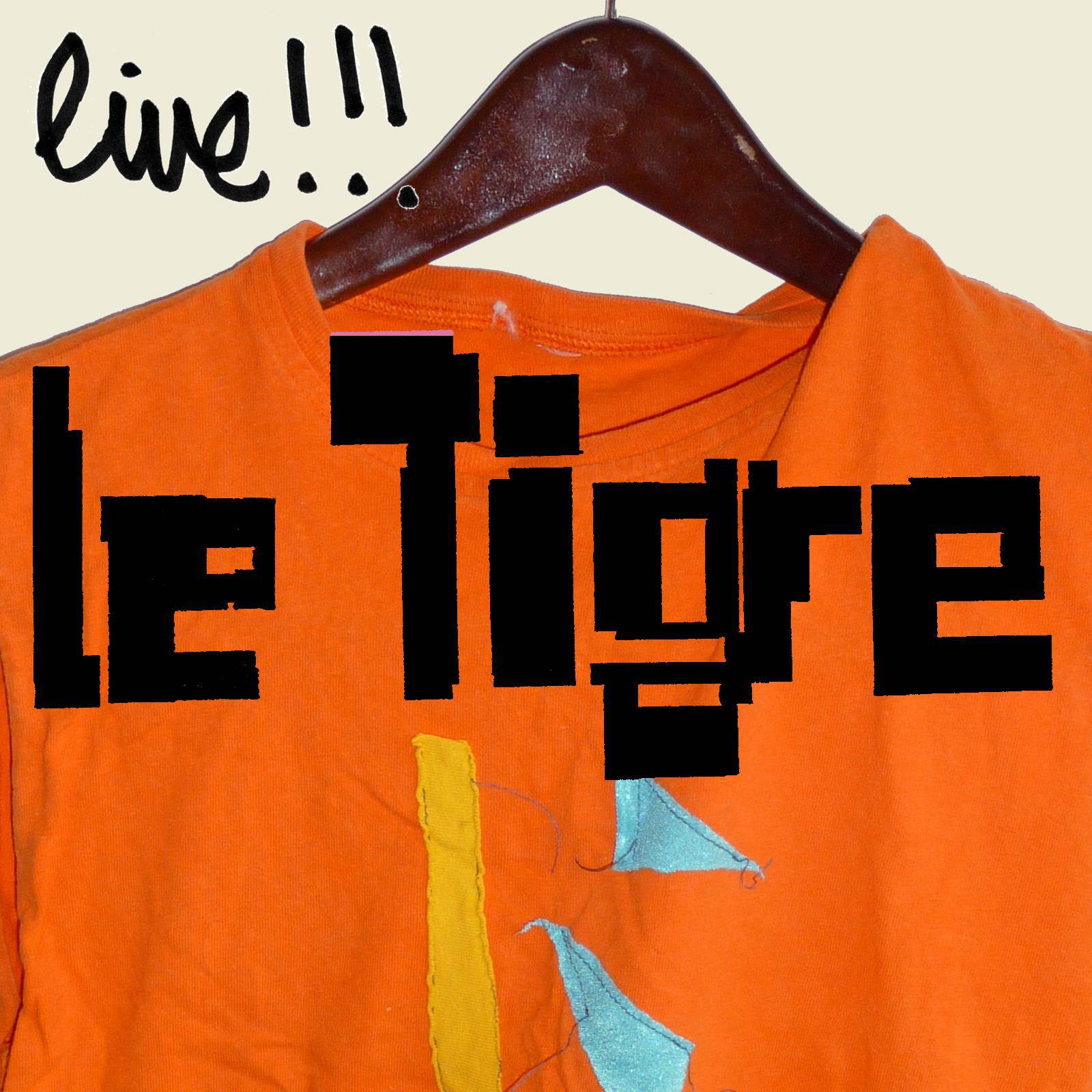 Le Tigre Live! EP Digital Download