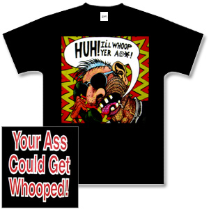 Whoop-Ass! 1995 Classic T-Shirt