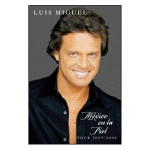 Luis Miguel Mexico En La Piel magnet