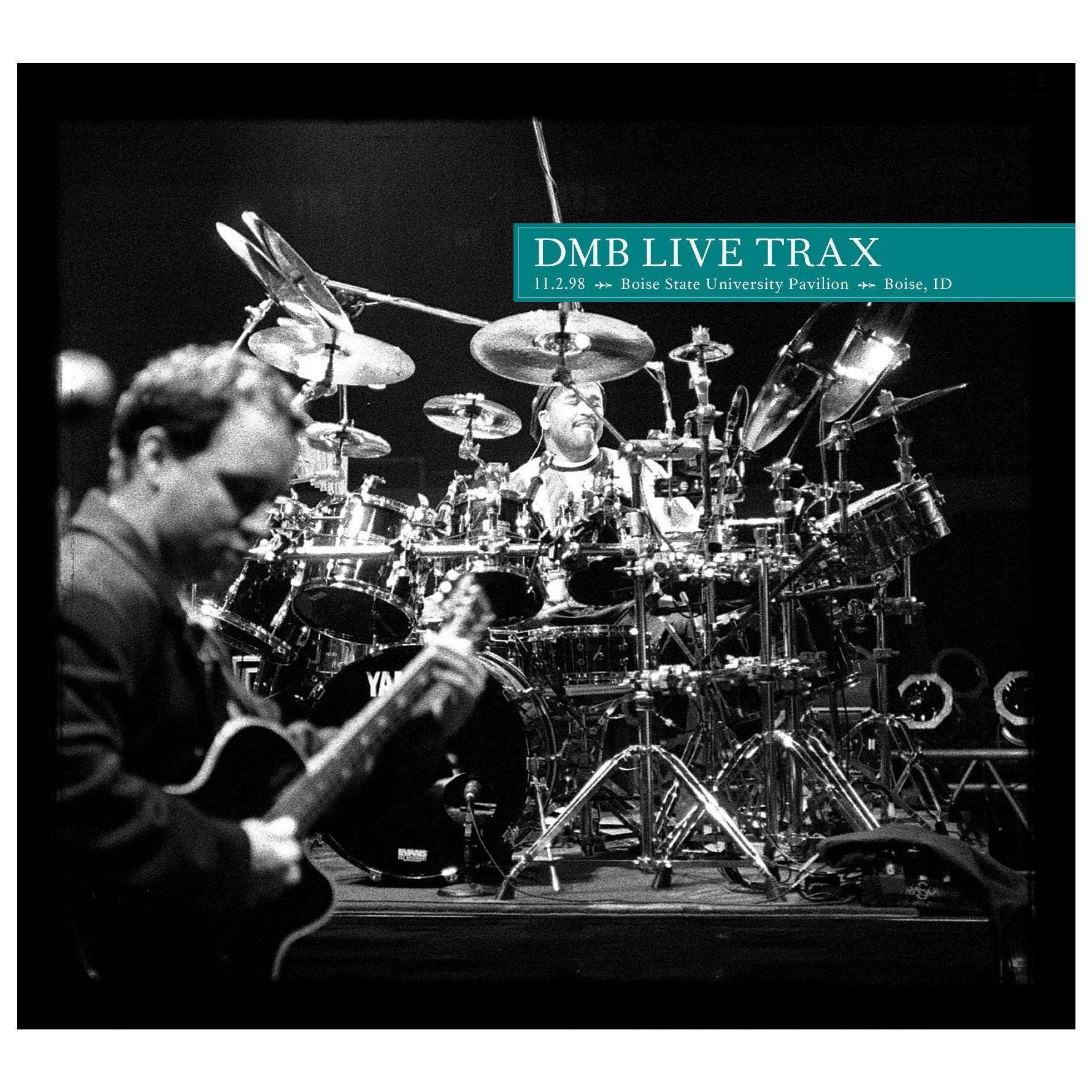 Live Trax vol. 53: Boise State University Pavilion