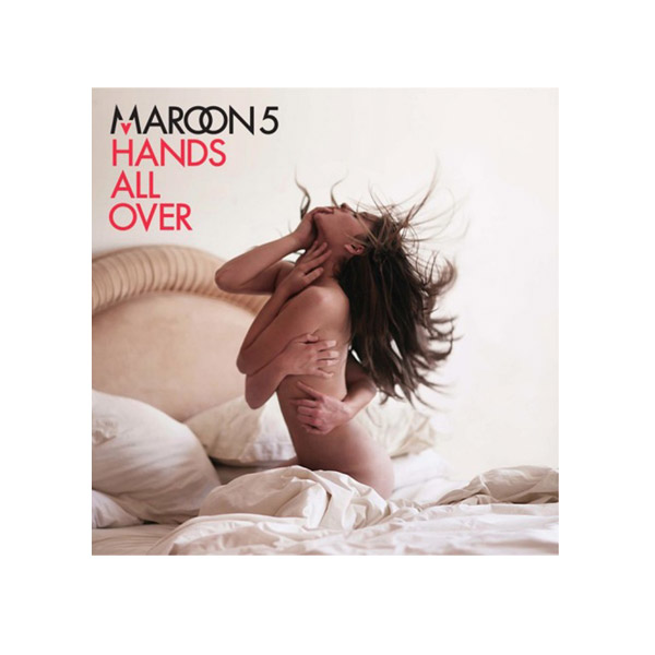 """Maroon 5 """"Hands All Over"""" CD"""