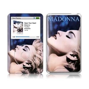 Madonna True Blue iPod Classic Skin