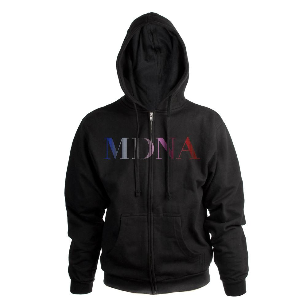 Madonna MDNA Zip Hoodie