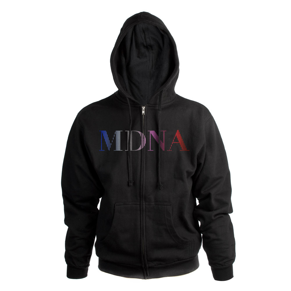 Madonna Madonna MDNA Zip Hoodie