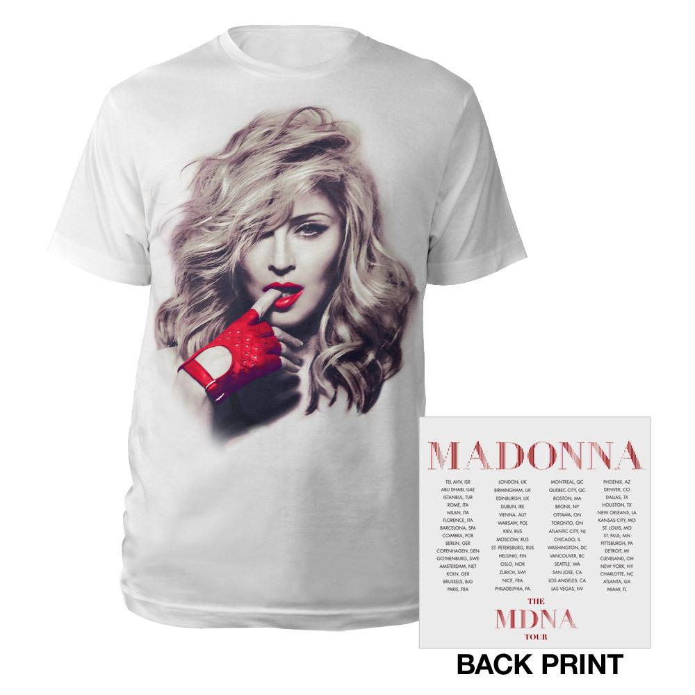 Madonna Tour T Shirts