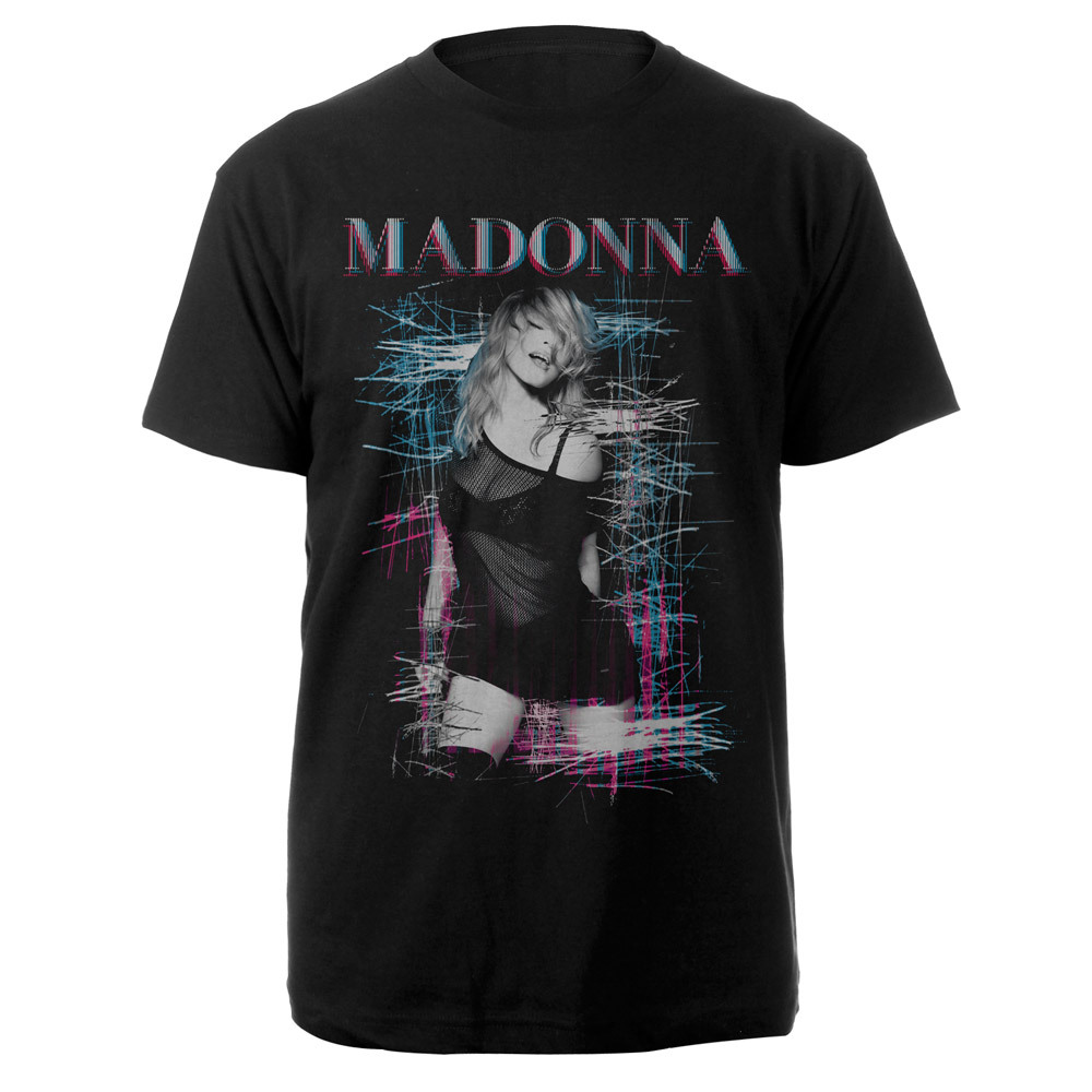 MDNA Sparks Photo Tee