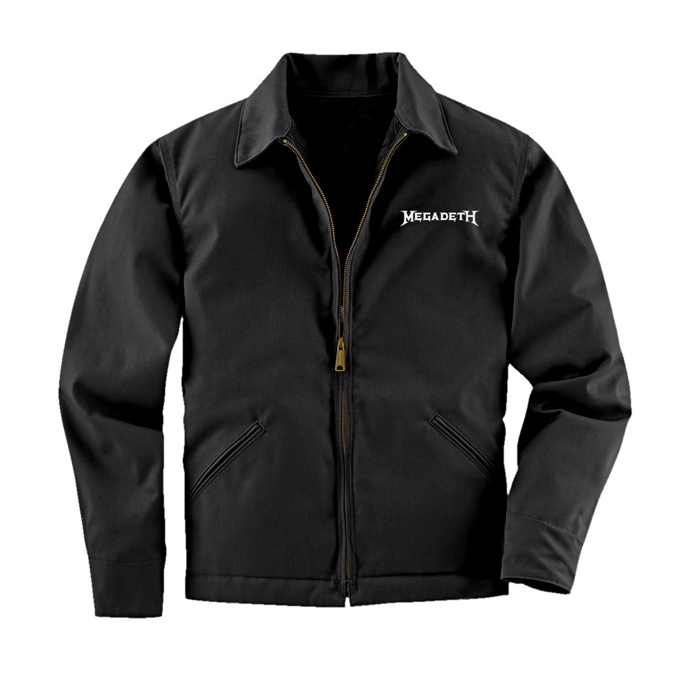 Megadeth Dickies Work Jacket