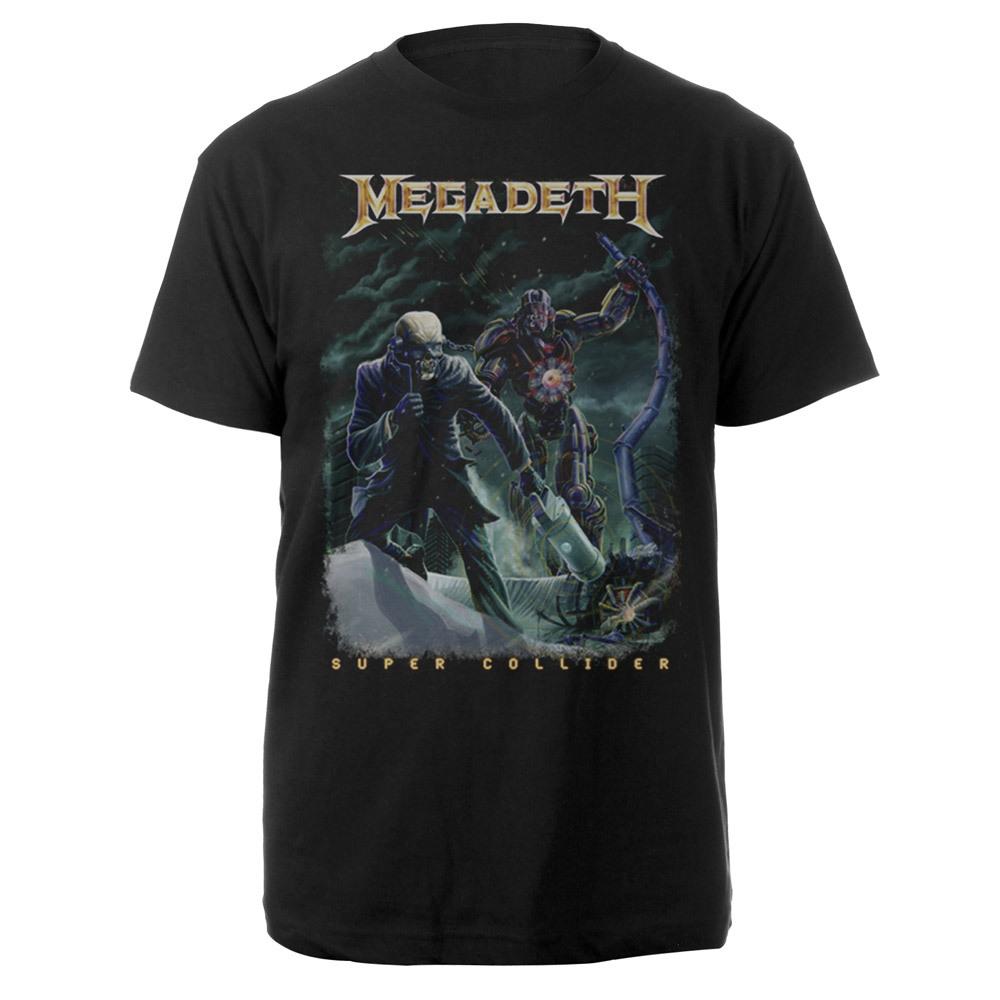 Megadeth Super Collider Tee