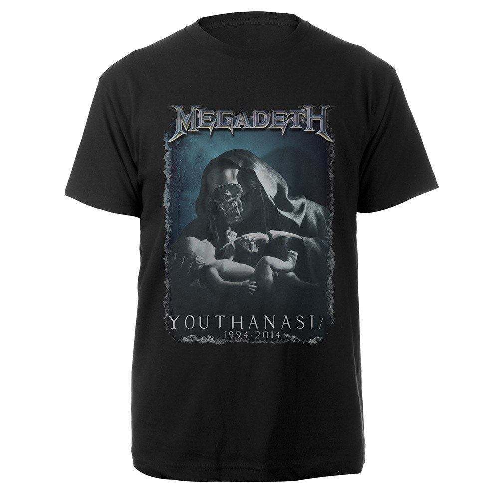 20th Anniversary Youthanasia Tee