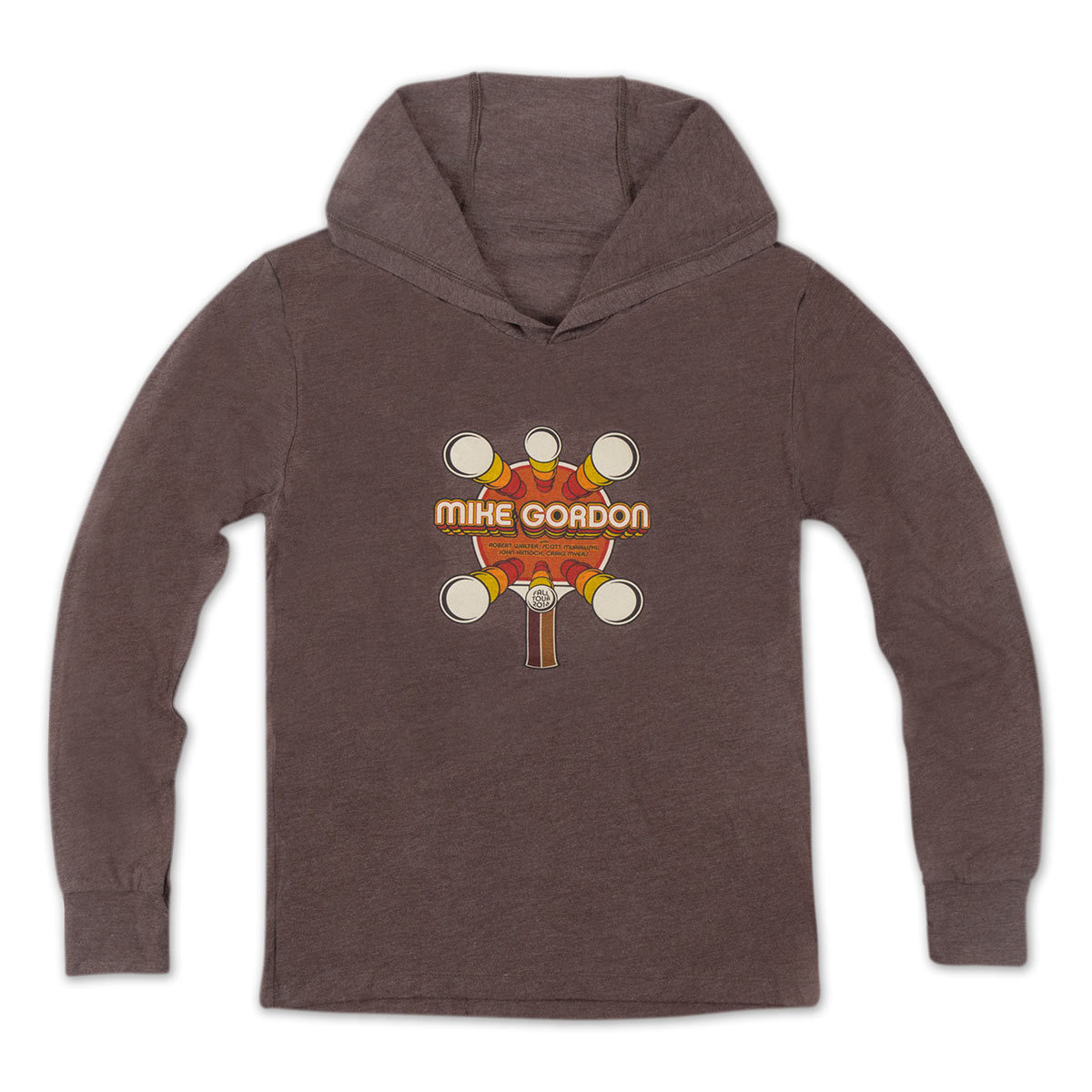 Mike Gordon Ping Pong Tour Lightweight Pullover Hoodie