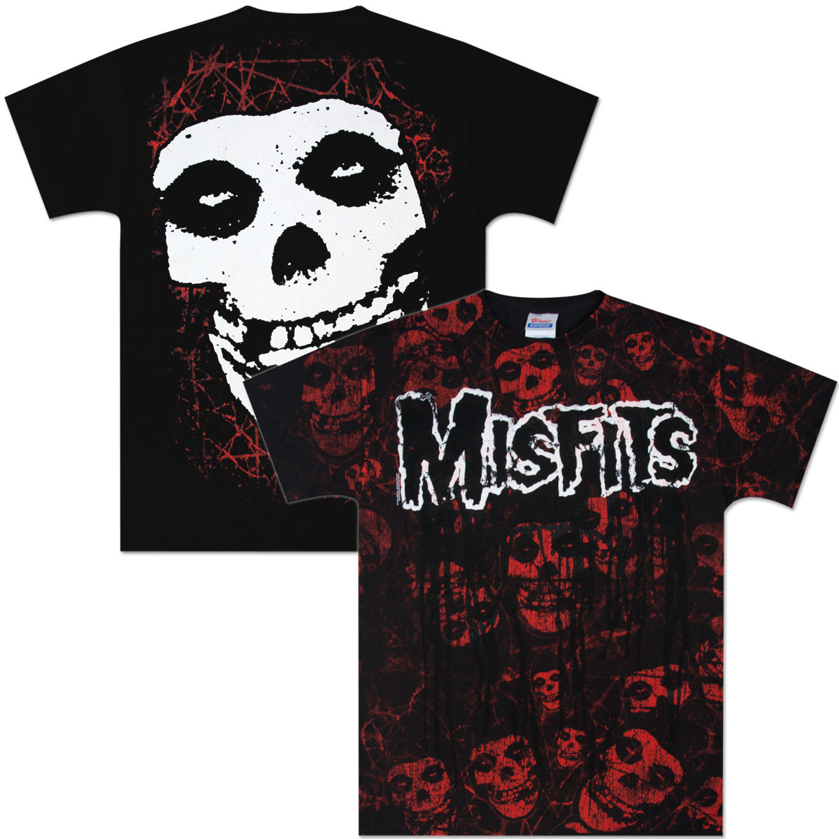 Misfits Fiend Allover T-Shirt