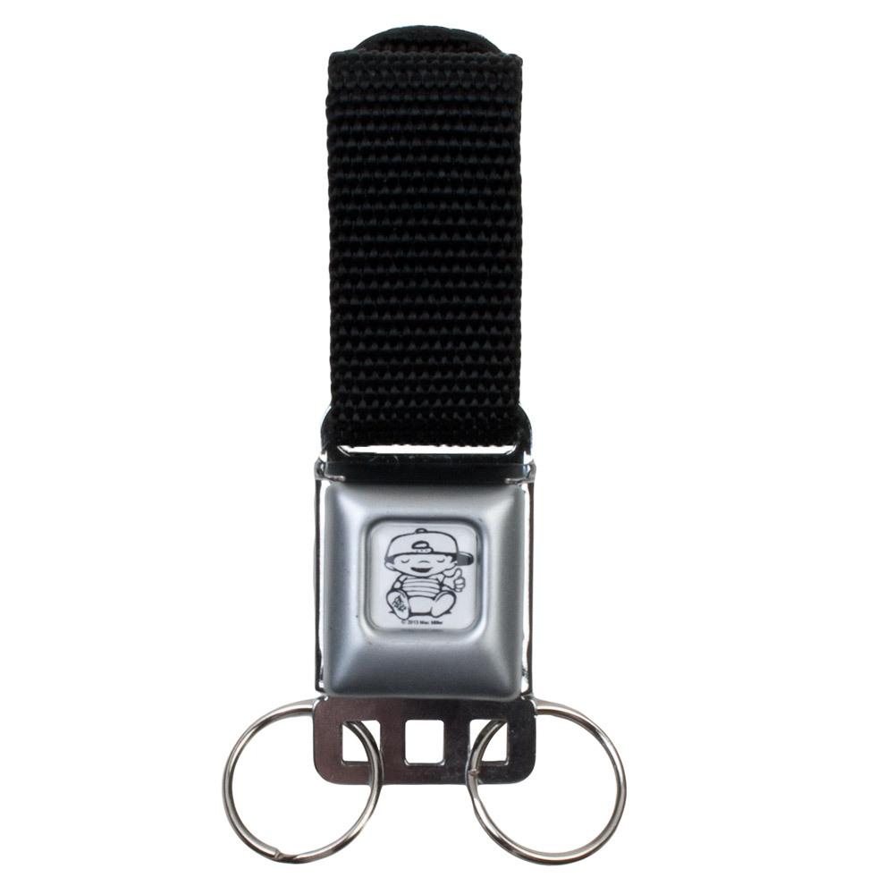 Mac Miller Seat belt Keychain
