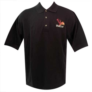 Meat Loaf  Logo Polo