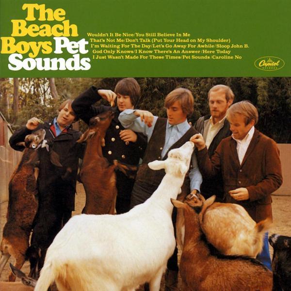 Beach Boys - Pet Sounds - MP3 Download