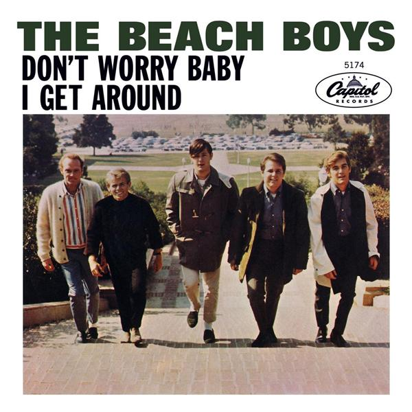 Beach Boys - I Get Around - MP3 Download