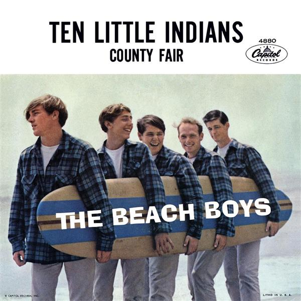 Beach Boys - Ten Little Indians - MP3 Download