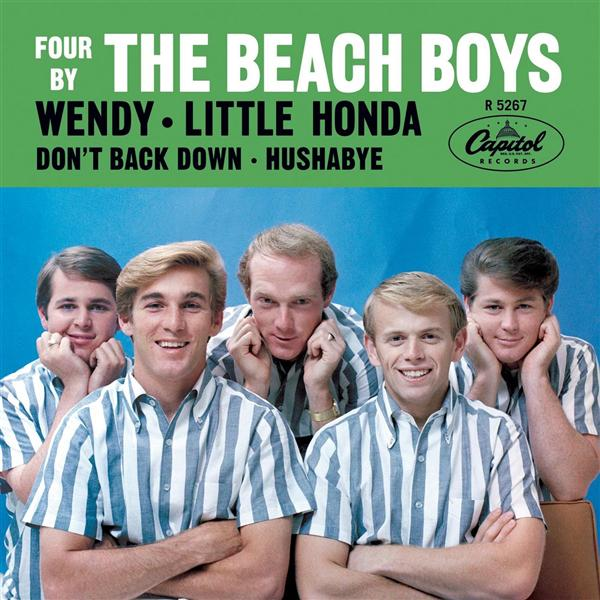 Beach Boys - Wendy - MP3 Download