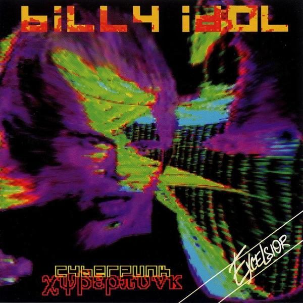 Billy Idol - Cyberpunk - MP3 Download