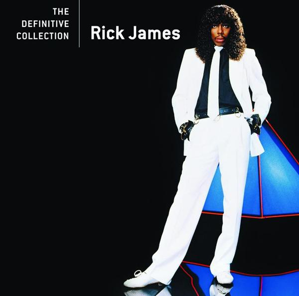 Rick James - The Definitive Collection - MP3 Download