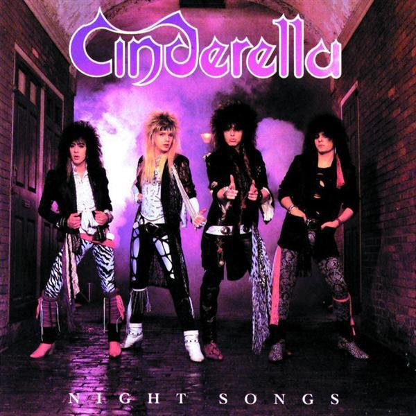 Cinderella - Night Songs - MP3 Download