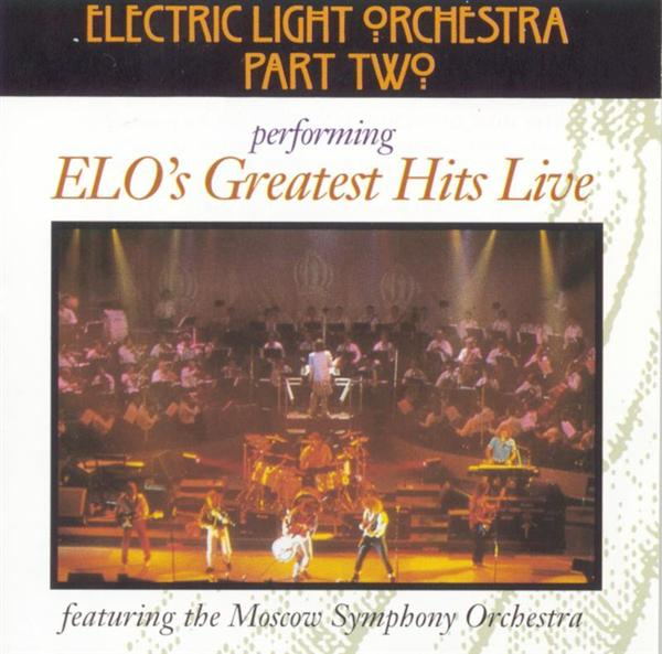 Electric Light Orchestra - E.L.O.'s Greatest Hits Live - MP3 Download