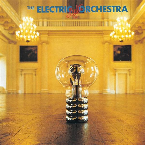 Electric Light Orchestra Album Covers