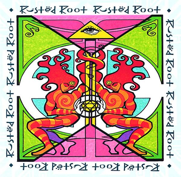 Rusted Root - Rusted Root - MP3 Download