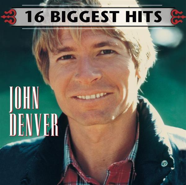 John Denver - 16 Biggest Hits - MP3 Download