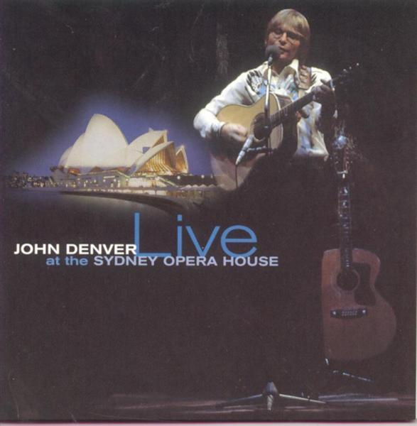 John Denver - John Denver Live at the Sydney Opera House - MP3 Download