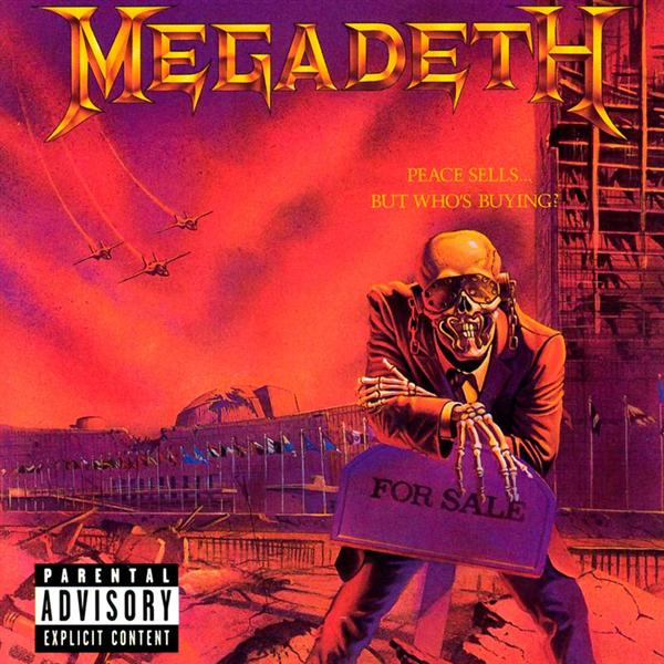 Megadeth - Peace Sells…But Who's Buying? - MP3 Download