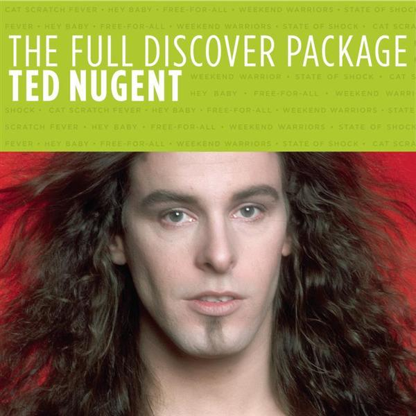 Ted Nugent - The Full Discover Package - MP3 Download