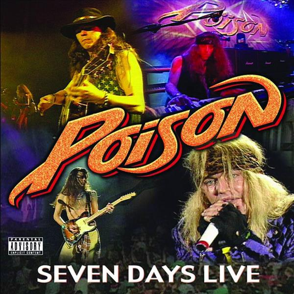 Poison - 7 Day's Live - MP3 Download