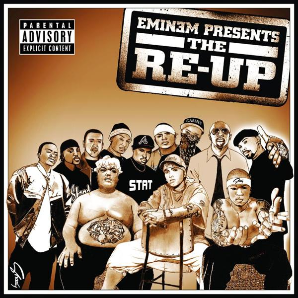 Eminem - Eminem Presents The Re-Up (Explicit) - MP3 Download
