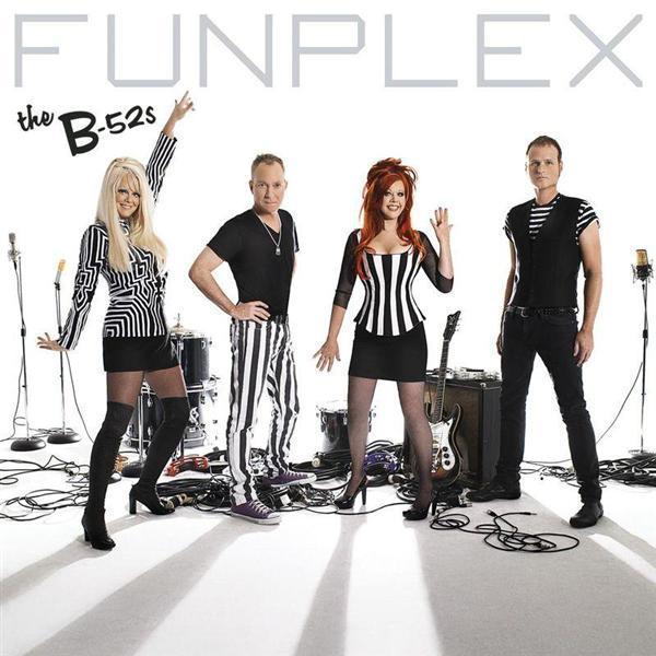 B-52s - Funplex - MP3 Download