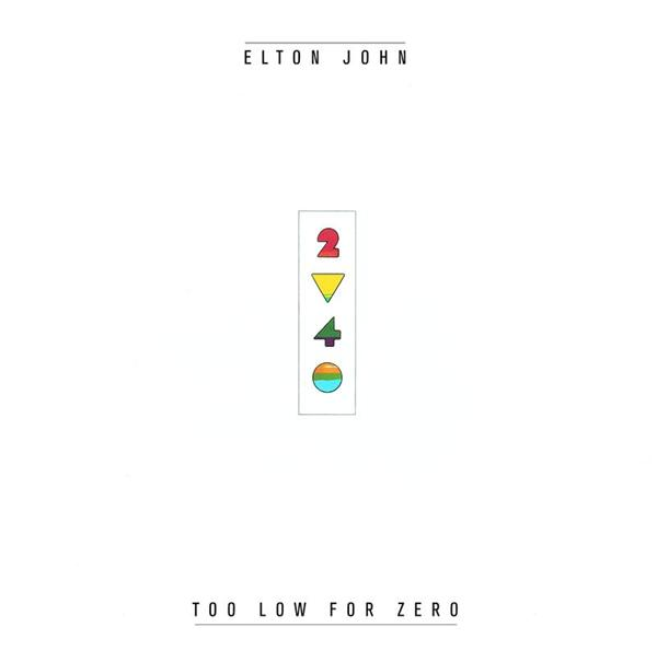 Elton John - Too Low For Zero - MP3 Download