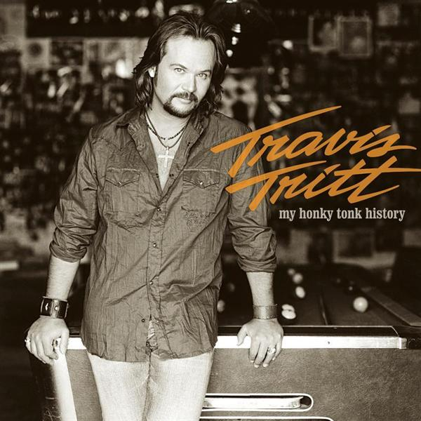 Travis Tritt - My Honky Tonk History - MP3 Download