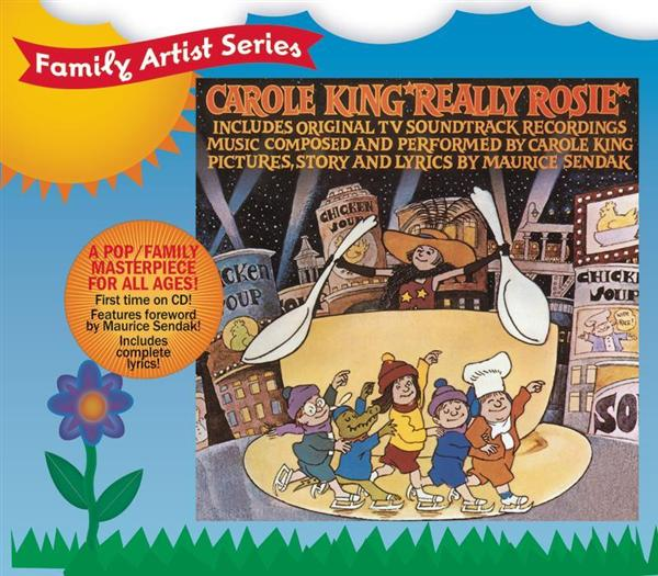 Carole King - Really Rosie - MP3 Download