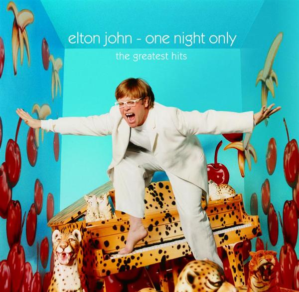 Elton John - One Night Only: Live Greatest Hits - MP3 Download