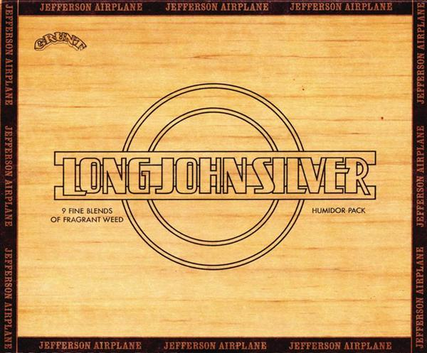 Jefferson Airplane - Long John Silver - MP3 Download